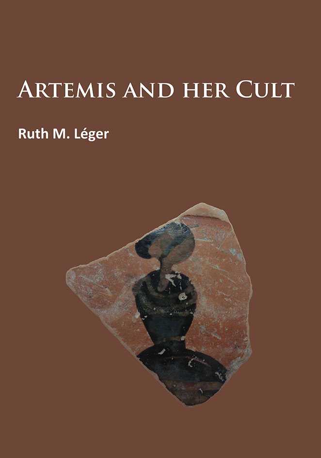 Cover of A Sanctuary of Artemis the Fertility Goddess, Ruth Léger