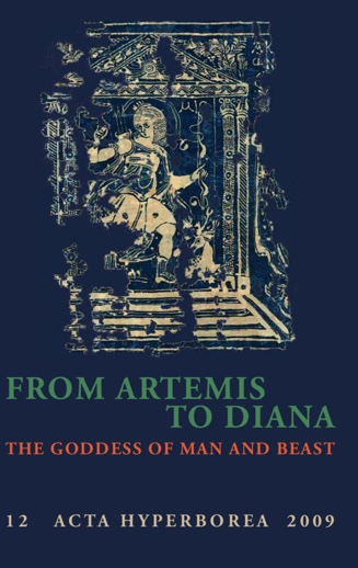 Cover of ARTEMIS IN SICILY AND SOUTH ITALY: A PICTURE OF DIVERSITY, by  Tobias Fischer-Hansen