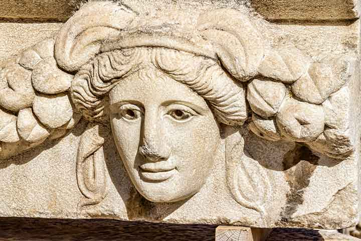 Cover of The Cult of Aphrodite at Aphrodisias in Caria, Lisa R. Brody