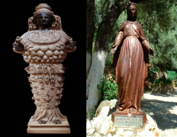 From Artemis of Ephesus to Mother Mary